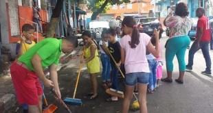 Limpia tu calle en San Carlos