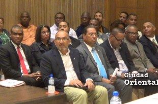 Directores del ASDE el día en que fueron designados por el Concejo de Regidores