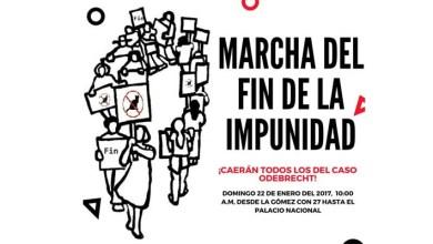 Photo of Convocan marcha ciudadana para que caso Odebrecht no quede impune
