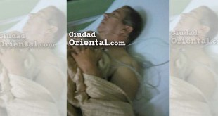 Pércival Peña en cuidados intensivos