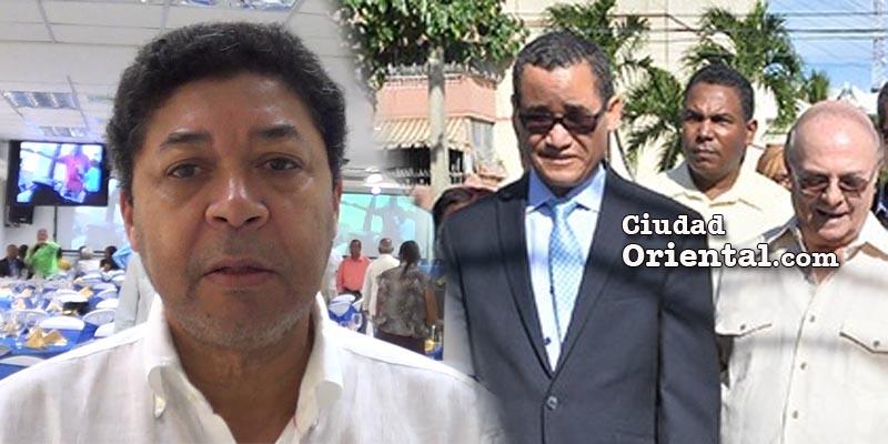 ¿Se enfrentarán Eddy Olivares y  Eladio Martínez por senaduría SD?