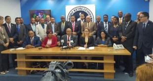 Diputados del PRM se solidarizan con su colega Josefa Castillo