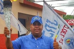 Mauricio Carpio, Presidnete de la JRD, SDE