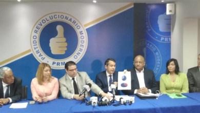 Photo of PRM afirma procurador pretende encubrir funcionarios PLD comprometidos con contratos Odebrecth