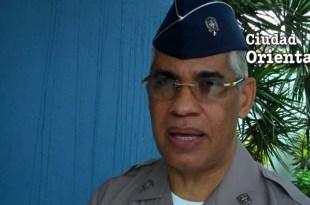 General de brigada Neivis L. Pérez Sánchez