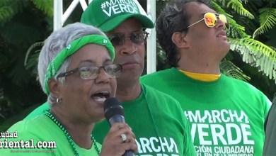 Photo of Vídeo – Altagracia Salazar anuncia los verdes irán a por los nombres de los sobornados