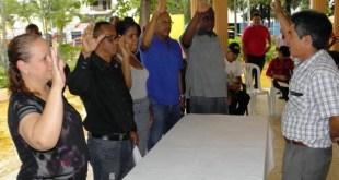 Comisión electoral de la Junta de Vecinos de Villa Faro