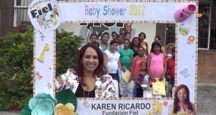 Karen Ricardo, en primer plano
