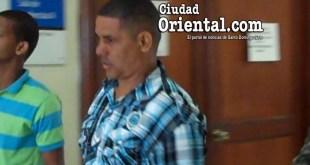 Santos Delgado del Carmen, alias Paco