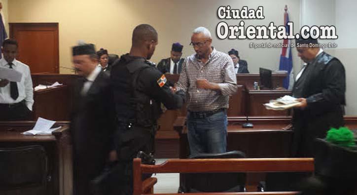 Video- Tribunal descarga ex regidor Pedro Brand acusado asesinar sargento PN