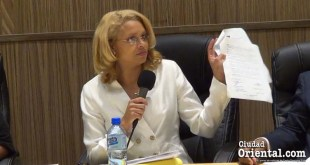 Adalgisa Germán, Secretaria del Concejod e Regidores del ASDE