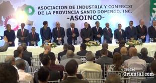 Asociación de Industria y Comercio de la Provincia Santo Domingo, ASOINCO