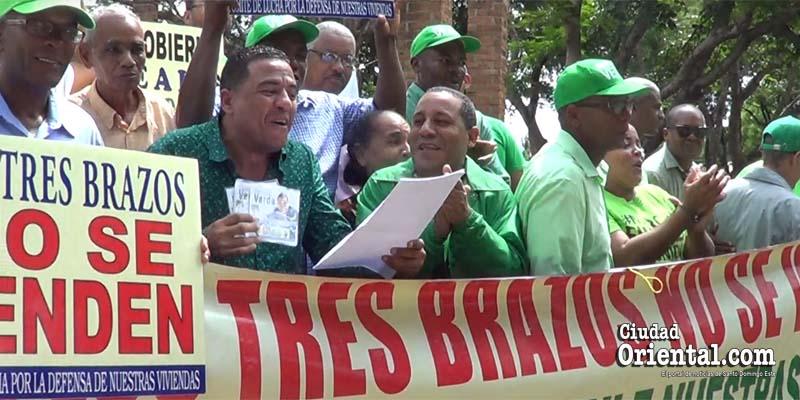 Vídeo - Aquí los detalles de la #Marchaverde del domingo en Los Tres Brazos