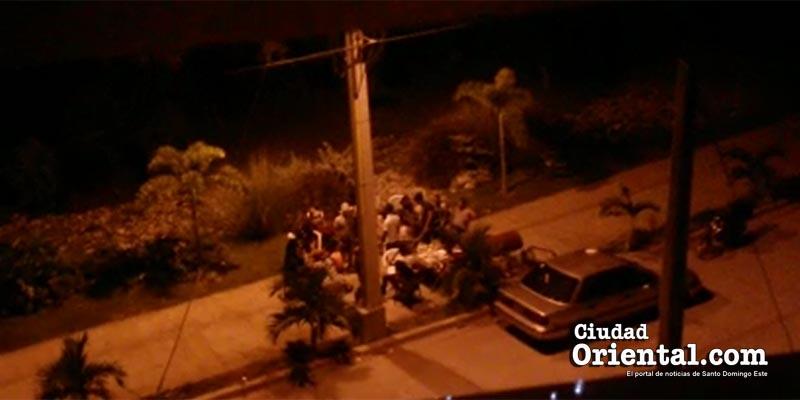 La contaminación sónica ya llegó a la Ciudad Juan Bosch + Vídeo