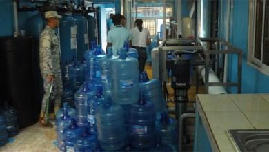 Photo of Clausuradas dos plantas procesadoras de agua en SDE por anti higiénicas