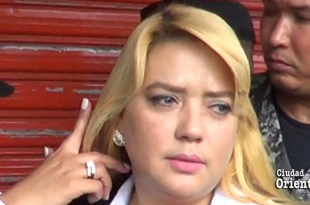 Procuradora Fiscal dela Provincia Santo Domingo Raquel Cruz