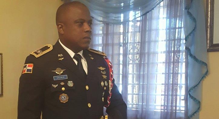 Teniente coronel Vallejo Brioso, de la FARD, esta de cumpleaños