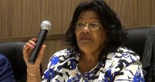 Ana Tejeda, Presidente del Concejo de Regidores del ASDE