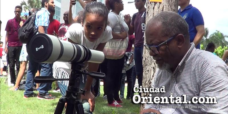 Miren lo que le sucedió al periodista Genris García el día del eclipse + Vídeo