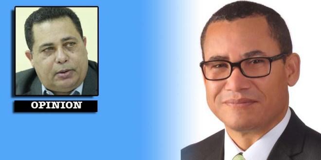 Waldys Taveras, en el recuadro, y Eddy Olivares
