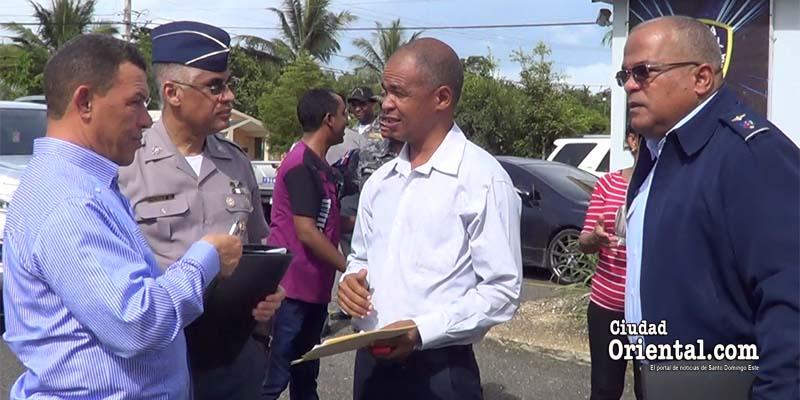 Estos son los responsables de investigar el tiroteo en el que fue asesinado un teniente de la FARD en SDE + Fotos