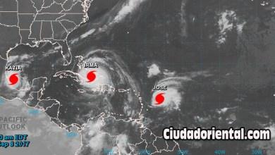 Photo of ¡Uf! Qué alivio; se fue Irma y José no representa peligro