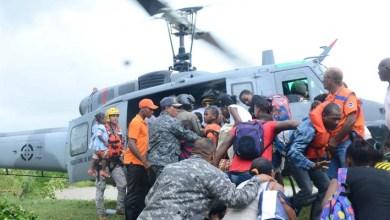 Photo of FARD realiza rescates y evacuaciones de emergencia en Monte Plata