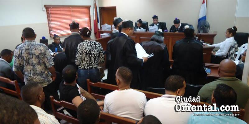 Primer aplazamiento juicio de fondo asesinatos Natasha Sing Germán  y Suleika Flores Guzmán