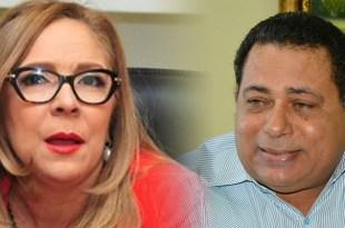Iris Guaba y Waldys Taveras