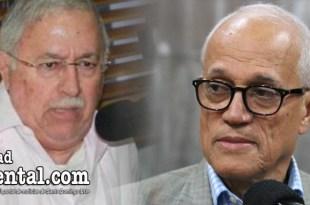 Alvaro Arvelo y Andrés L. Mateo