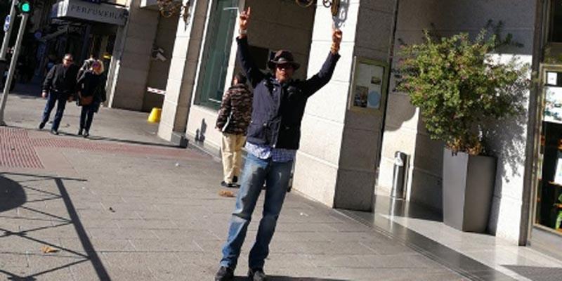 También Kaki Vargas agradece a Alfredo Martínez que lo llevara a España