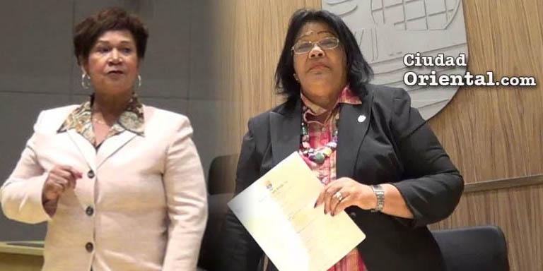 Bernarda Aracena amenaza llevar al banquillo de los acusados a Ana Tejeda