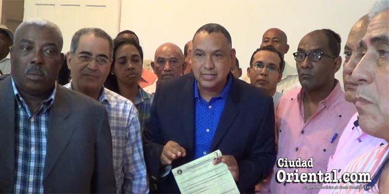 """Domingo Batista deja """"mal parados"""" dirigentes PRM hicieron """"acuerdo"""" con El Cañero"""