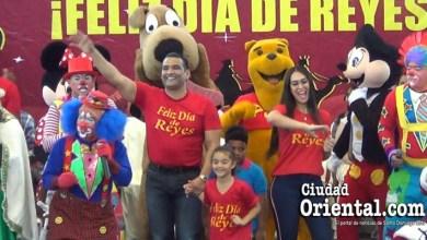 Photo of Entusiasmo en masiva celebración Día de Reyes por Luis Alberto y su esposa Noemí + Vídeo