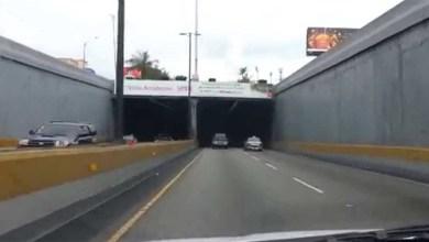 Túnel de Las Américas