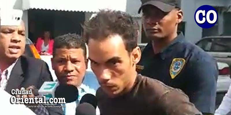 Arrestado presunto asesino de mujer y tres niños + Foto y vídeos