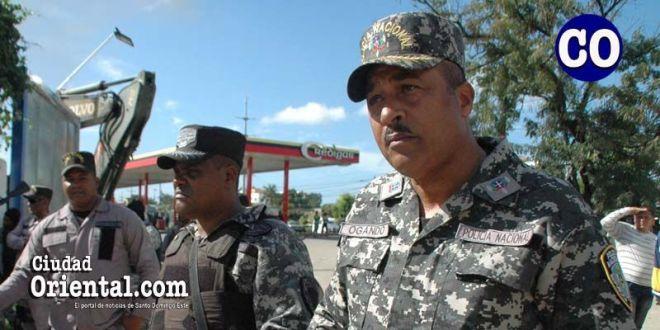 Coronel Ogando D´Oleo