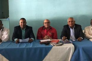 Dirigentes Corriente Magisterial Juan Pablo Duarte (JPD)