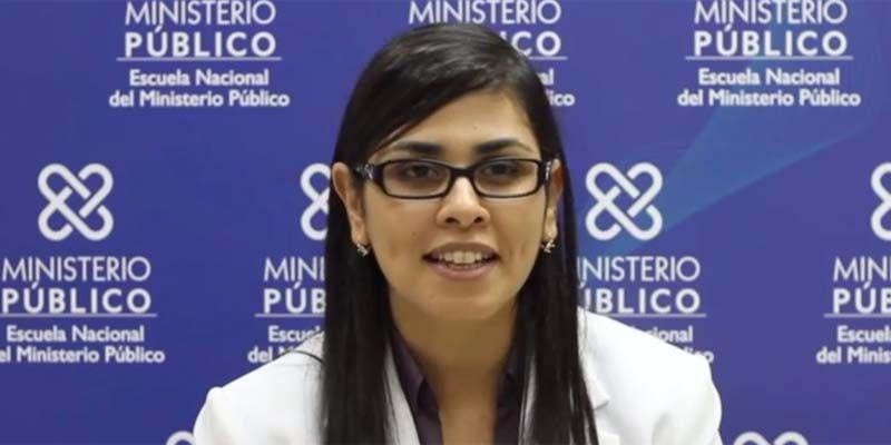Olga Diná Llaverías ha sido ascendida a la Dirección Nacional de Niños, Niñas y Adolescentes
