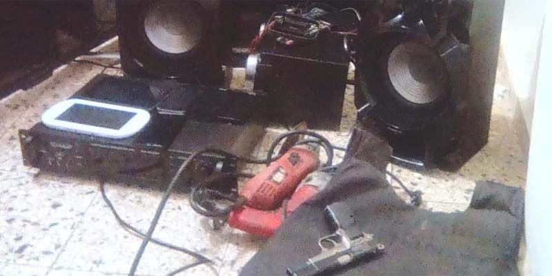 PN frustra asalto en residencia de SDE; apresa más de 50 en operativos preventivos