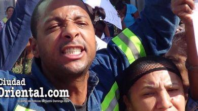 Photo of En San Isidro reclaman obras y servicios y les responden enviándoles militares armados + Vídeos