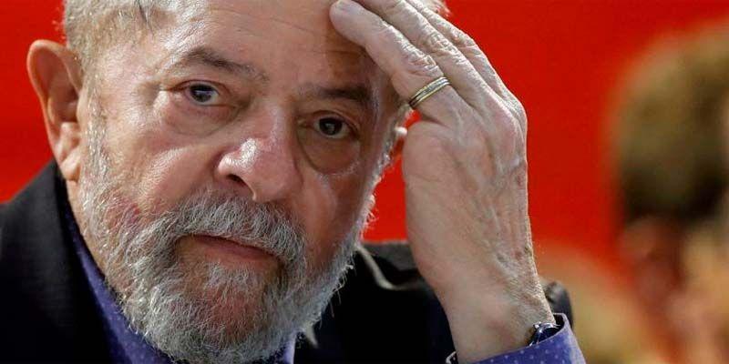 El martirologio de Lula Da Silva