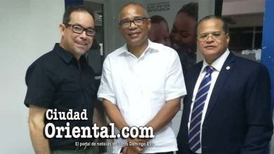 Desde la izquierda, Amado Díaz, Manuel Soto Lara y Jacobo Colón