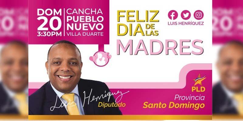 """""""El de Siempre"""", listo para celebrar el Día de las Madres en Pueblo Nuevo, Villa Duarte"""