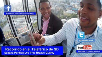 Photo of La experiencia de realizar el primer viaje en el telesférico de SD entre Sabana Perdida-Los Tres Brazos y Gualey