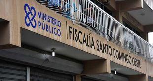 Fiscalía Santo Domingo Oeste