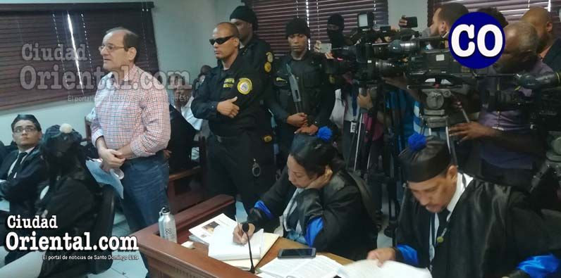 Tribunal reserva fallo en nuevo juicio de fondo hermanos Rizik