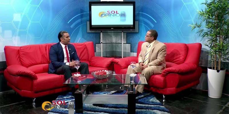 Luis Alberto Tejeda deja abierta la posibilidad de correr por la nominación a la alcaldía de SDE