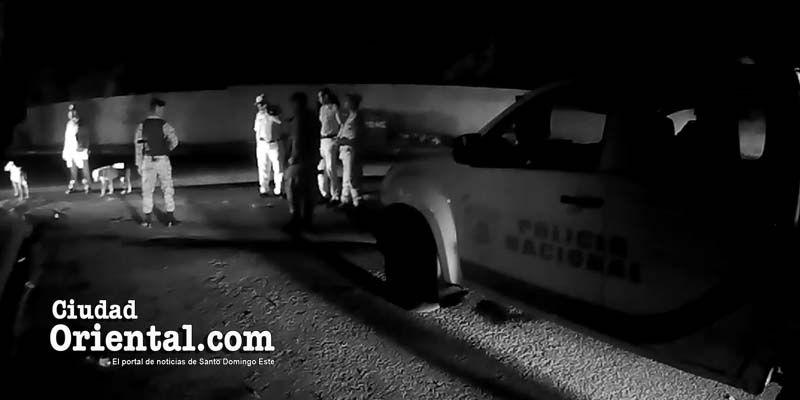 Criminales imponen el terror durante las noches en Invi-Cea y Ciudad del Almirante, en SDE