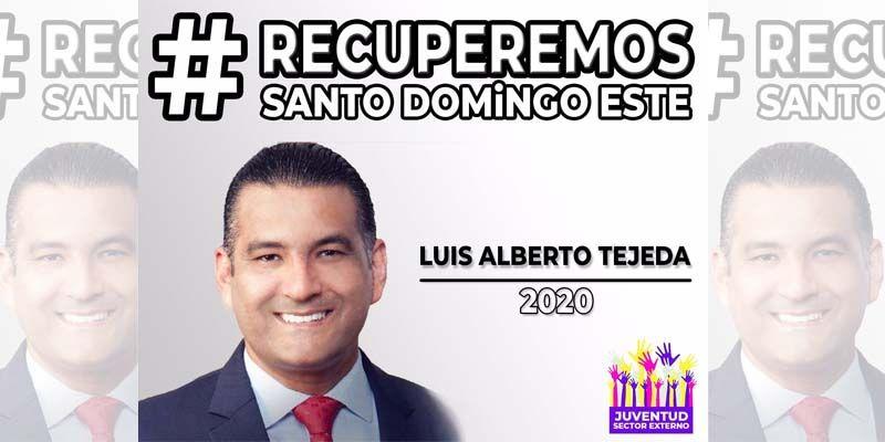 Parece que Luis Alberto Tejeda se decide a correr por la alcaldía de SDE